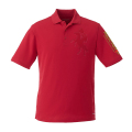 Men's French BDC Polo Shirt - Red